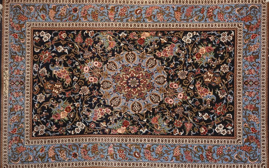Emporio Tappeti Persiani by Paktinat - Isfahan ordito e vello in ...