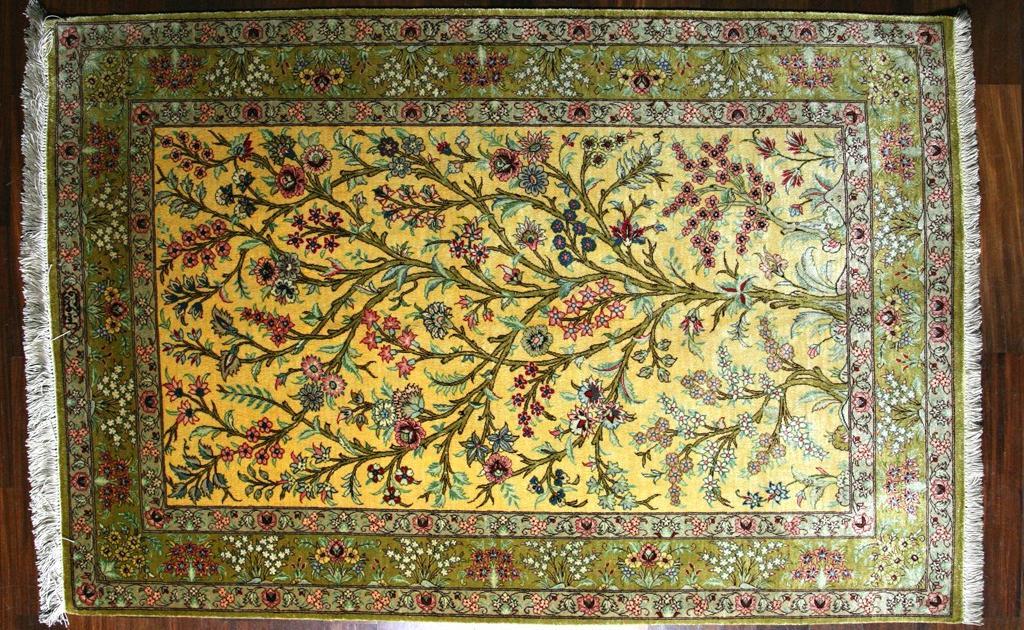 Tappeti orientali antichi - Valore tappeto persiano ...