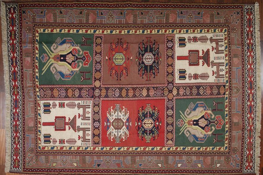 Emporio tappeti persiani by paktinat kilim persiano cm - Tappeti persiani usati ...