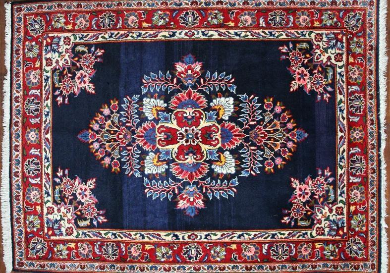 Emporio tappeti persiani by paktinat kashan cm 145x105 - Tappeti persiani usati ...